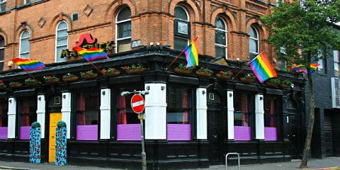 bar Belfast gay