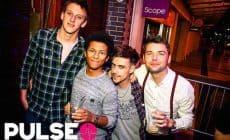 PULSO gay festa de dança em Cardiff