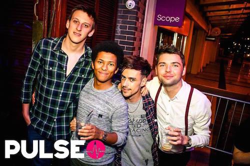 Cardiff Gay Danseklubber og fester