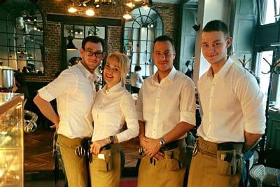 Prags homoseksuelle caféer