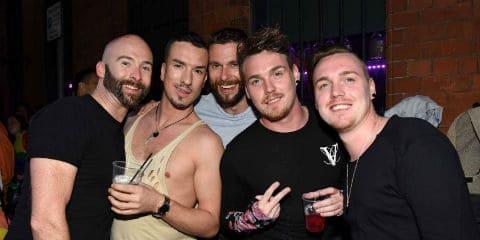 Bar gay di Belfast