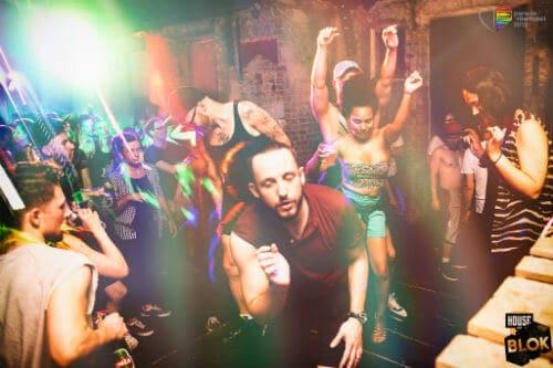 Blok Bar, Warszawa - Gay Danseklubber - Lukket - Rejser Gay Europe-4895