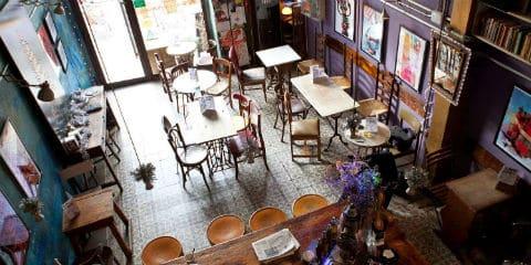 Καφετέριες και εστιατόρια Gay της Βαρκελώνης