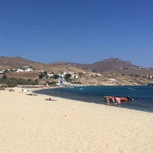 Praia de Kalafatis