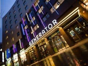 Generator Paris Hostel