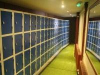 Lads Locker Room