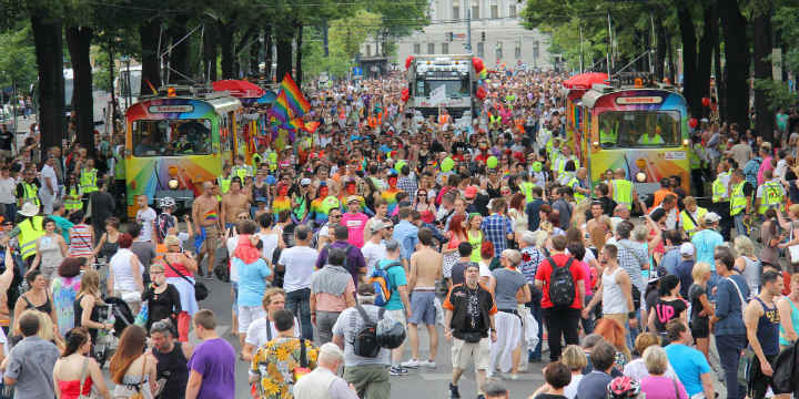 Vienna Gay Pride 2021