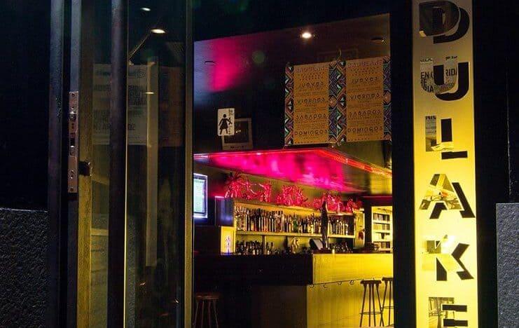 Bars et clubs gays à Bibao