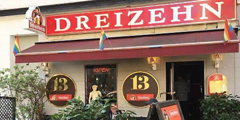 TravelGay التوصية Dreizehn