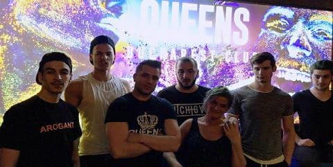نوادي وحانات المثليين في بوخارست