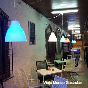 Viejo Mundo Gastrobar – CLOSED