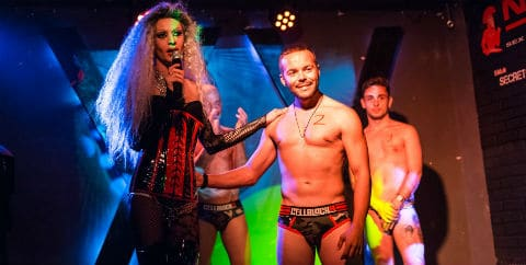 MALLORCA GAY: Dark Crusing Bar Palma