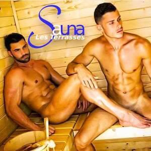 Sauna Les Terrasses
