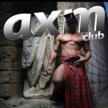 AXM Glasgow gay dance party in Glasgow