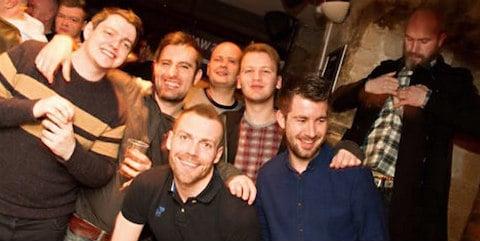 Glasgow homoseksuelle barer