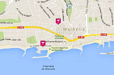 guide Marbella gay