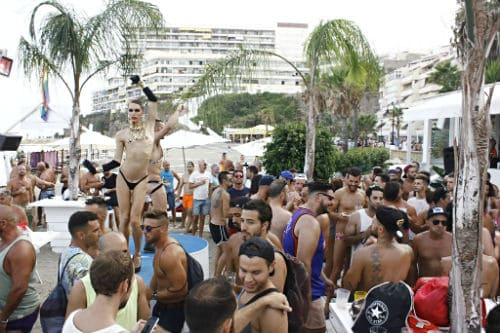 from Vihaan beach club gay south
