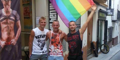 متاجر مثلي الجنس سيتجيس