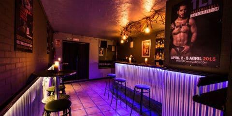 TravelGay recommendation QÜERO Men's Bar