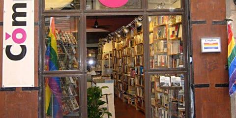 TravelGay توصية Libreria Cómplices