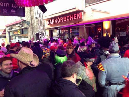 Düsseldorf homoseksuelle barer