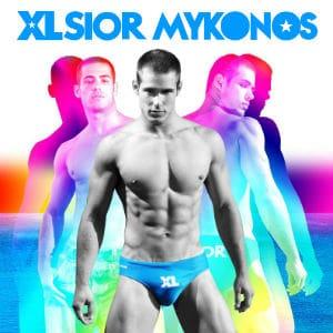 XLSIOR ميكونوس