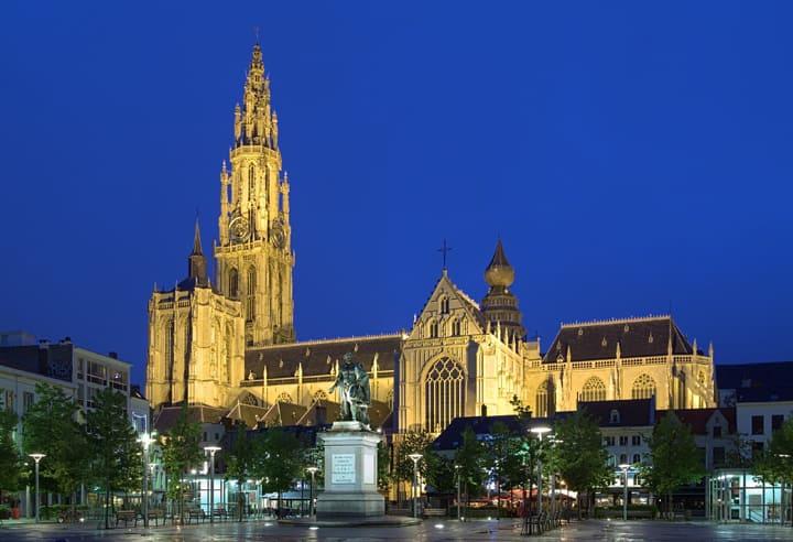 Gay Antwerp · City Guide