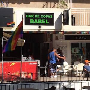 Bar De Copas Babel bar gay à Torremolinos