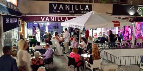 TravelGay recommendation Vanilla Cafe