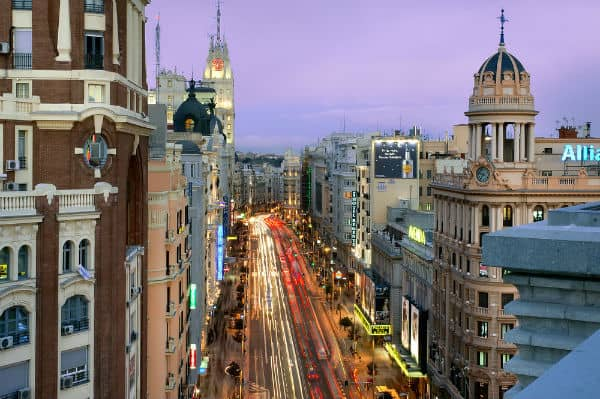 from Ronald gay madrid hotels
