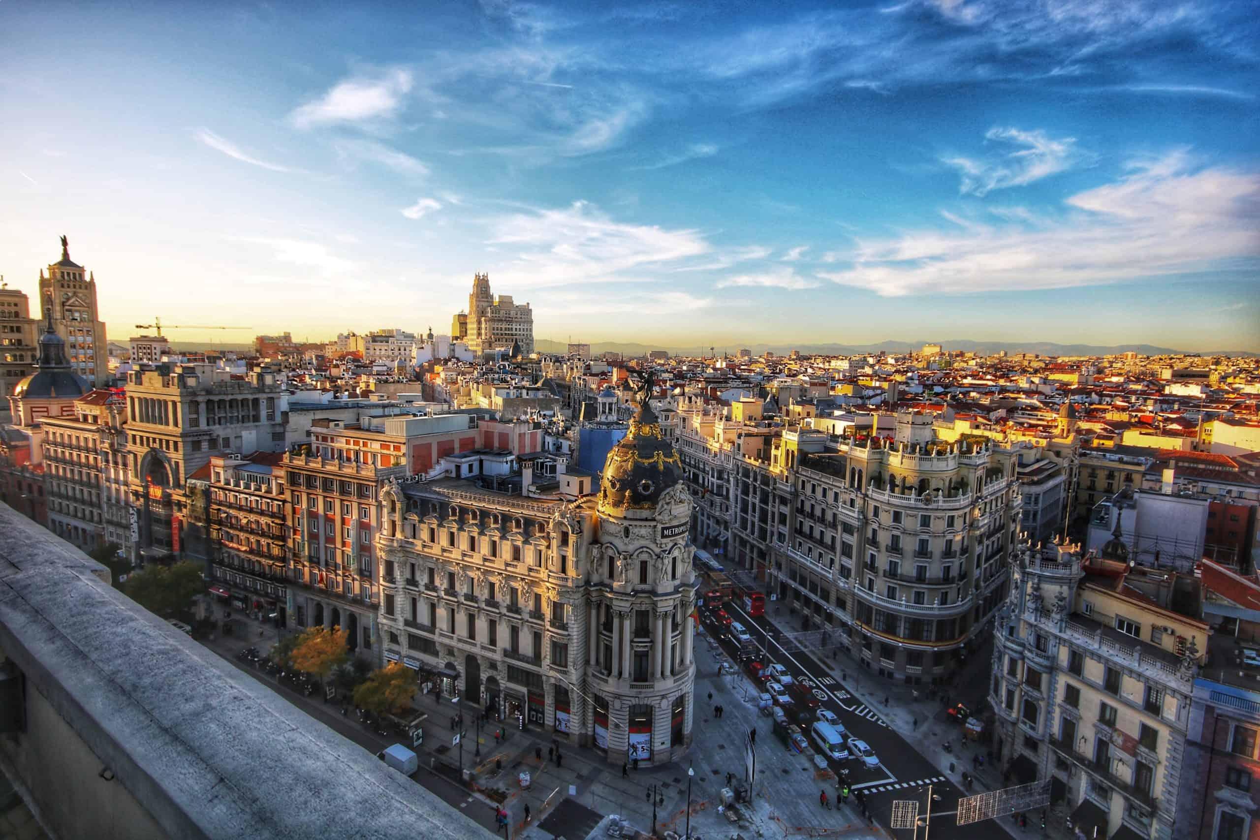 Madrid homoseksuelle barer