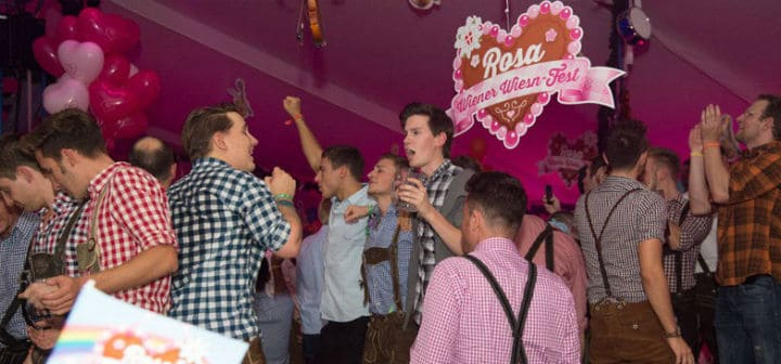 Oktoberfest 2021 + Rosa Wiesn Domingo Gay