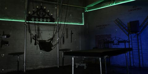 The Bunker London – Private appointment only