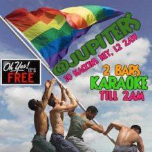Jupiters Bar gay bar à Liverpool