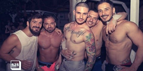 Gay parties in Malta