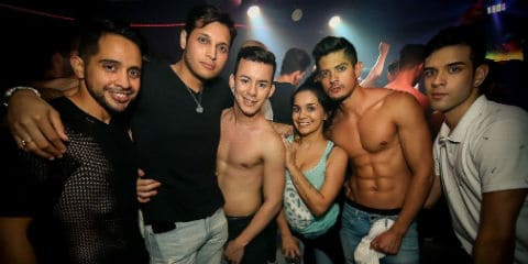 gay party madrid saturday