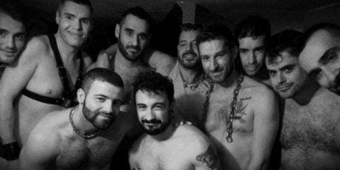 Club di crociere gay di Siviglia