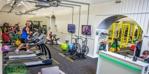 Muscle Bull Gym & wellness-center