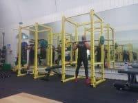Muscle Bull Gym e centro de bem-estar