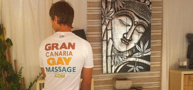 TravelGay recommendation Gran Canaria Gay Massage & Tantra