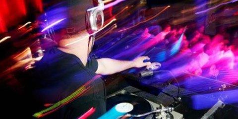 Klubber Gay Dance Party Dejlig DJ