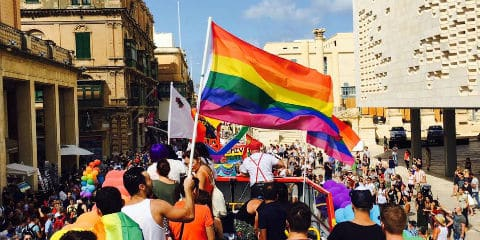 دليل مثلي الجنس مالطا