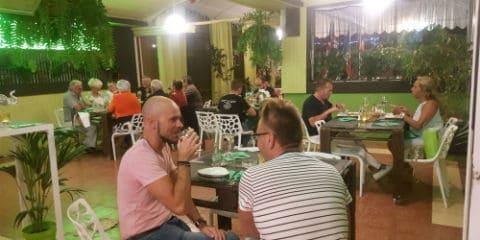 TravelGay σύσταση May-Be Bar & Restaurant