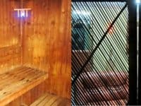 Sauna Camoes