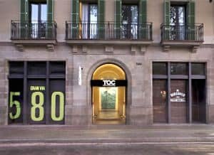 TOC Hostel Barcelone