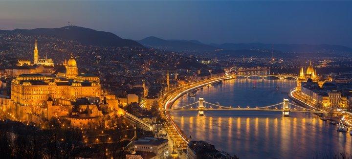 Gay Budapest · Hotels