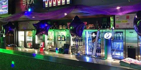 The Lounge af EVA