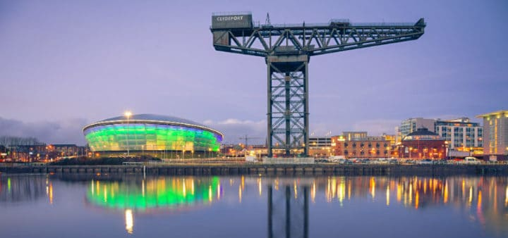 Gay Glasgow · Hoteller