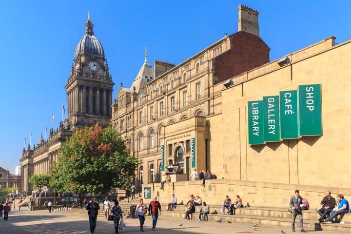 Gay Leeds · City Guide