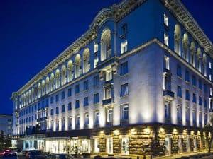 Gay Sofia · Hôtels